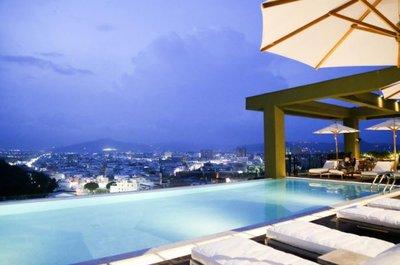 『限量暑假平日不加價』@瑞寶旅遊@台東The GAYA HOTEL『G朝』【雅緻客房】含早餐、台東唯一無邊際泳池