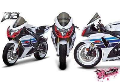 ♚賽車手的試衣間♚ Zero Gravity® Suzuki GSXR 1000 09-16 DB款 風鏡