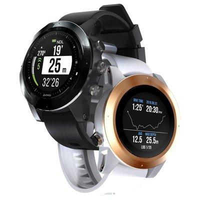 聊聊享優惠拿折扣碼貝里斯潛水 ATMOS MISSION ONE 潛水電腦錶 贈錶帶+保護殼