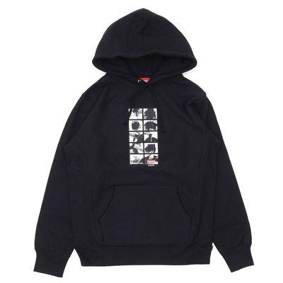 現貨 Supreme SUMO 黑色 照片 帽 Tee M號