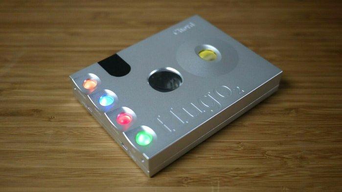 ✸熊熬飛✸Chord Hugo 2 英國 隨身USB DAC耳機擴大機