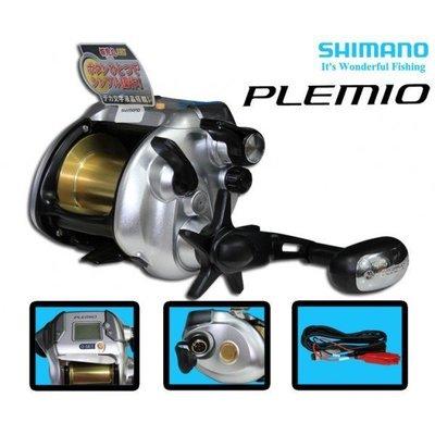 《屏東海豐》SHIMANO PLEMIO 3000型 電動捲線器/電動丸