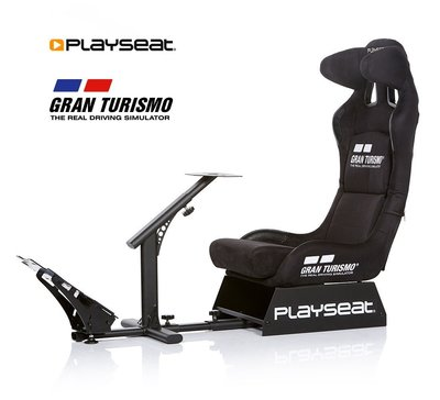 全新 PS4 GT Sport 限定版 Playseat Evolution 賽車椅 (Gran Turismo)- 玩 GT Sport 必備