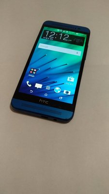 【貳手蒐機趣】HTC One M8sx2G/16G 七成新