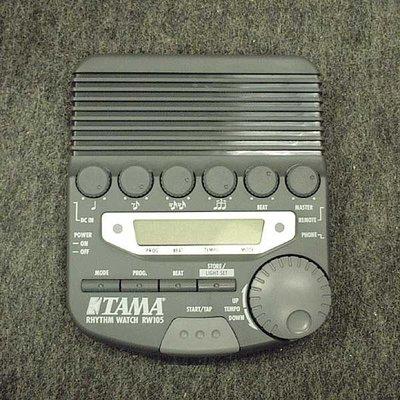 【金聲樂器】全新原廠公司貨 TAMA RW105 / RW-105 專業鼓的 節拍器 ~
