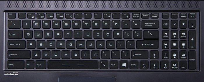 *蝶飛*微星 msi GL72-6QE i7 6700HQ 鍵盤膜 17.3吋筆電鍵盤保護膜GP62 2QE