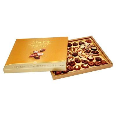 [要預購] 英國代購 瑞士LINDT 奢華系列綜合巧克力 445g