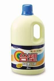 台塑生醫 雙氧漂白液(纖豔漂白水)2kg/瓶