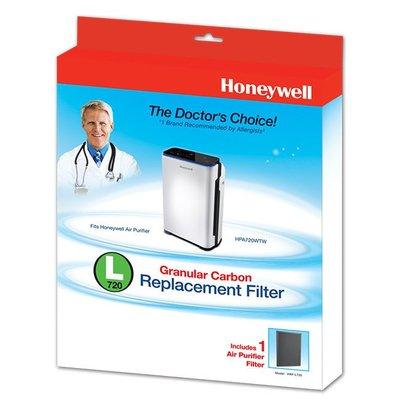 ☎(原廠濾網合購)Honeywell【HRF-Q720+HRF-L720】True HEPA濾網+活性碳濾網~適用HPA-720WTW