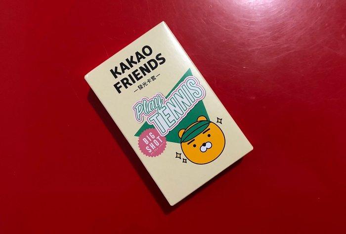 【OTOKO Men's Boutique】全聯 KAKAO FRIEND 萊恩:發光卡套/正版/全新