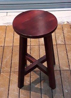 台中二手家具 西屯樂居二手傢俱館 A0208古早味實木餐椅 餐椅 矮凳 椅凳 板凳 長凳 二手各式桌椅買賣 台北新竹苗栗