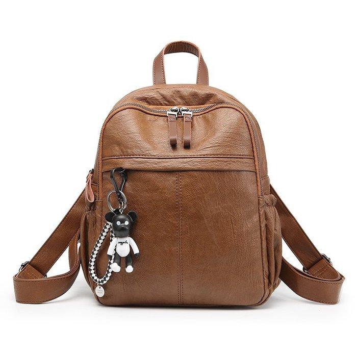 後背包  側背包 女用後背包推薦 書包 DL 7739【FQ包包】