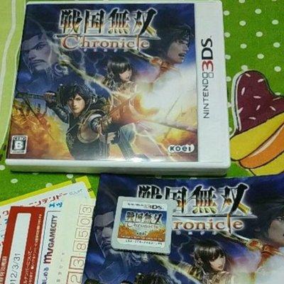 請先詢問庫存量~ 3DS 戰國無雙 NEW 3DS LL N3DS LL NEW 2DS LL 日規主機專用