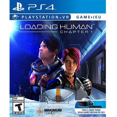 (現貨全新) PS VR 載入人性 英文美版 Loading Human Chapter 1