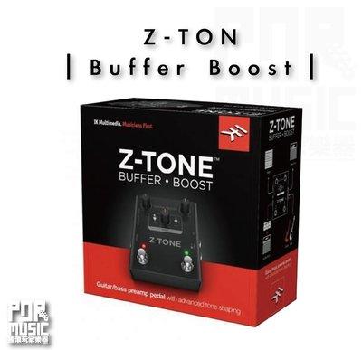 【搖滾玩家樂器】全新 免運  IK Multimedia   Z-TONE Buffer Boost DI 效果器