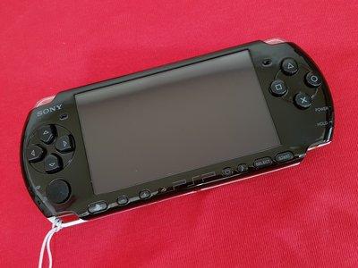 聯翔通訊 二手品 黑色 PSP 遊戲機 6.61版本 無原廠盒裝 ※換機優先