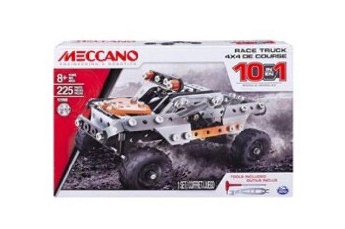 10合1卡車組(Meccano)