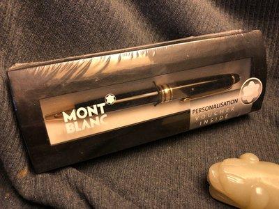 Montblanc 萬寶龍 小班金夾原子筆, 全新未拆封