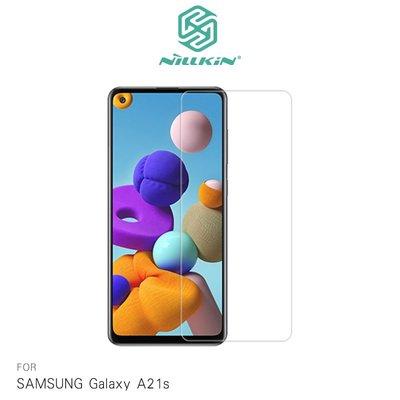 強尼拍賣~NILLKIN SAMSUNG Galaxy A21s Amazing H 防爆鋼化玻璃貼  防指紋、抗油污