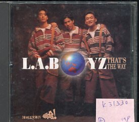 *真音樂* LABOYZ / THAT'S THE WAY 二手 K31330