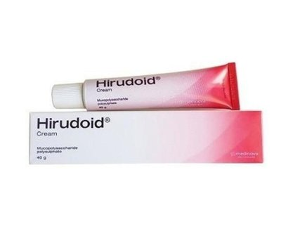 hirudoid  cream 14g