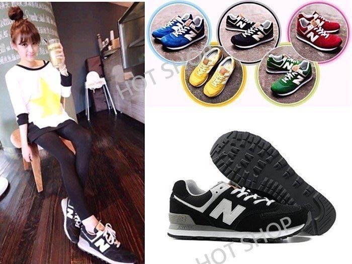 New balance 574 NB N字鞋 酒紅 灰 藍 黑白 運動鞋 奧運 慢跑鞋 復古 休閒鞋 男女尺寸 情侶鞋