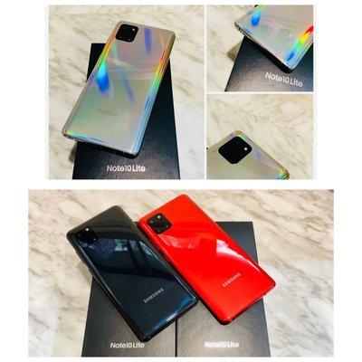 ⛳️二手機 Samsung Note10 lite (雙卡雙待 6.7吋 8GB 128G)