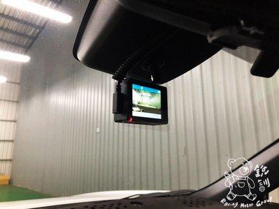 銳訓汽車精品配件  TOYOTA Crorolla Cross 安裝Garmin 66wd前後行車記錄器