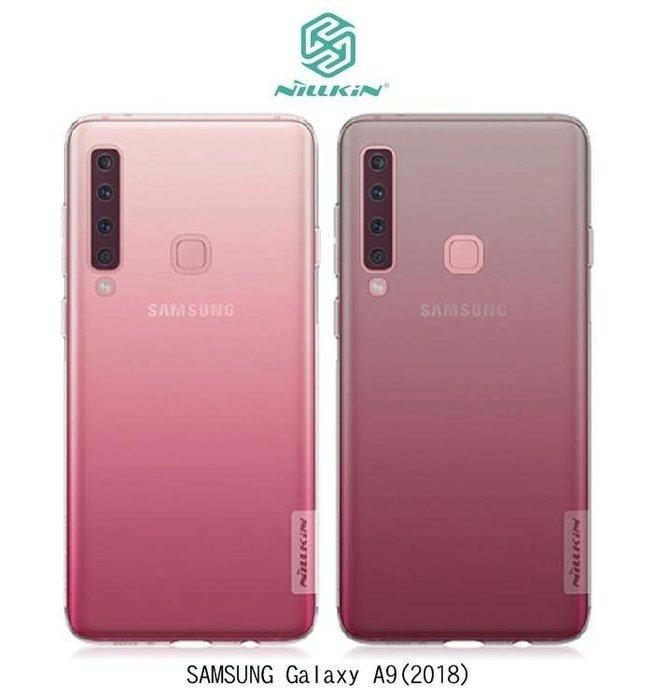 *phone寶*NILLKIN SAMSUNG A9(2018) / A7(2018)本色TPU軟套 保護套 透明殼 手