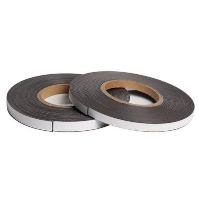 ~店長推薦~10x1.5mm教具橡膠吸鐵石條形磁性貼軟性磁鐵條磁片紗窗