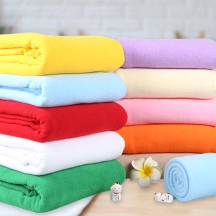 爆款--搖粒絨布料加厚抓絨玩偶短毛絨珊瑚絨里子白色加絨面料絨布布料#布料#綢緞#冰絲#絨布