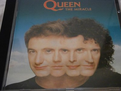Queen 皇后合唱團 The Miracle 日本版 I Want It All