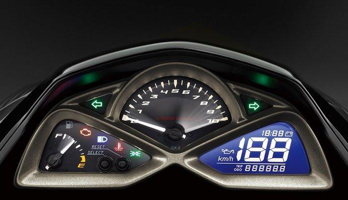 【車輪屋】YAMAHA 山葉原廠零件 最新 2015 SMAX S-MAX 155 消光銀 儀表蓋 碼表蓋 特價$600