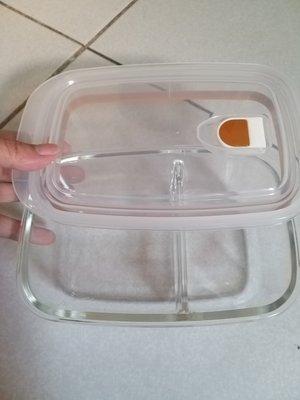 股東會館~耐熱玻璃分隔保鮮盒830ml~一個只要119元喔~數量有限 新竹市
