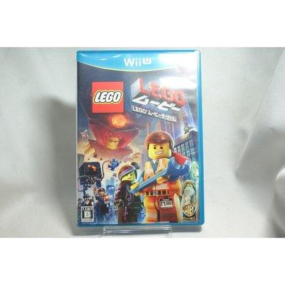 [耀西]二手 純日版 任天堂 Wii U WiiU 樂高玩電影 含稅附發票