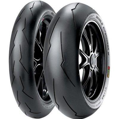 屏東-晟信二輪 PIRELLI 倍耐力 DIABLO SUPERCORSA V2 大閃電 頂級性能的賽事用胎