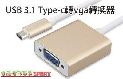 [佐印興業] Type-c 轉VGA ...