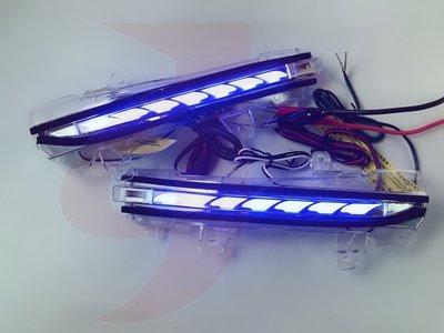 金強車業 NISSAN KICKS 2016原廠部品 後視鏡流水燈 跑馬燈 方向燈 小燈 定位燈 序列式