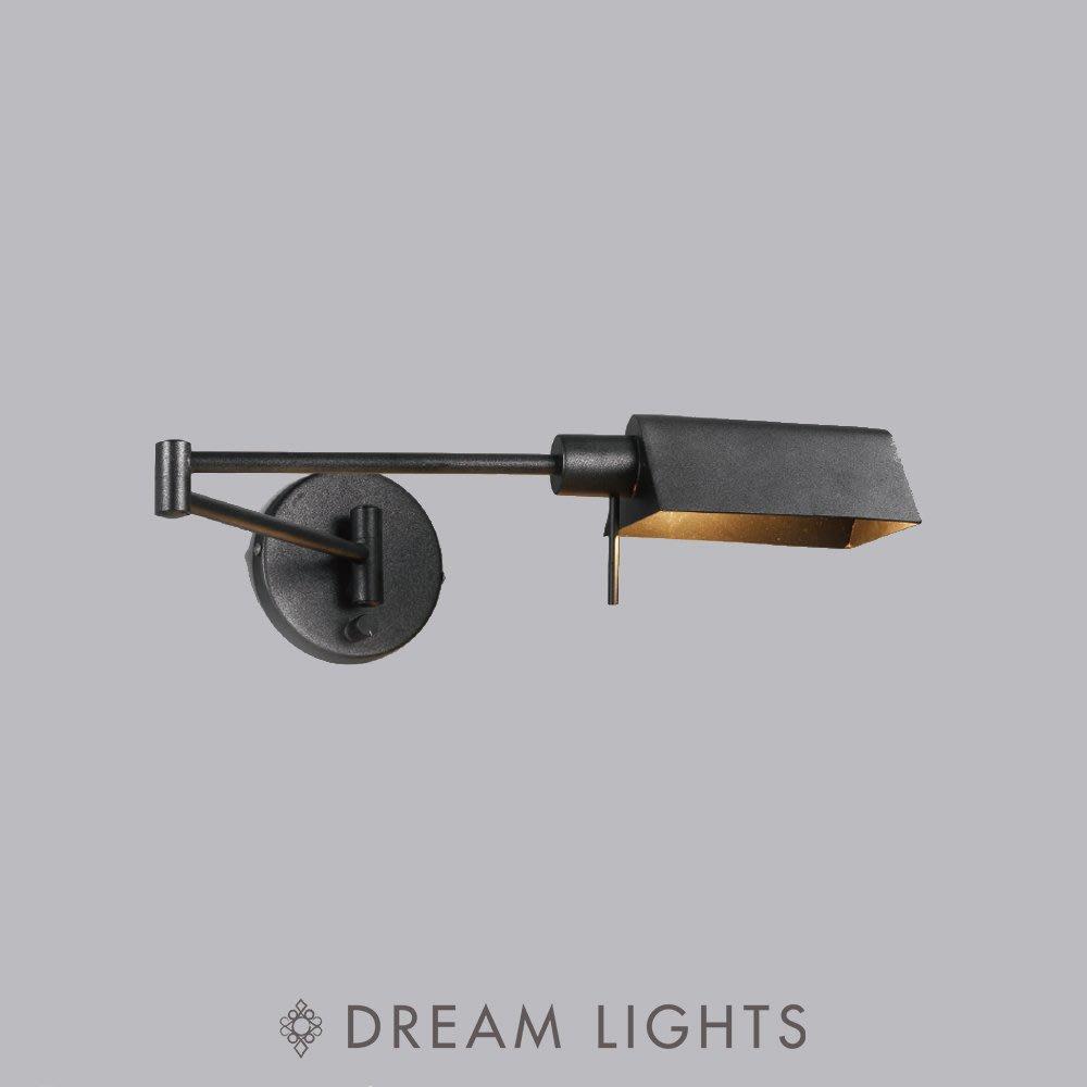 工業風  美式紳士低調壁燈|現代風|簡約風流行燈飾