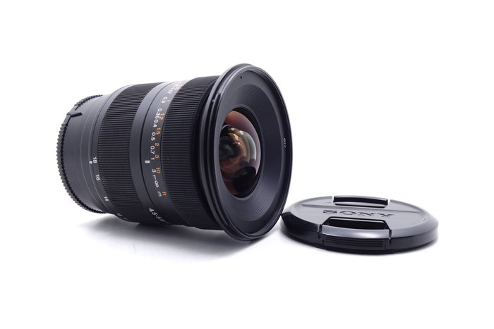 【台中青蘋果】Sony DT 11-18mm f4.5-5.6 SAL1118 二手 單眼鏡頭 #46762