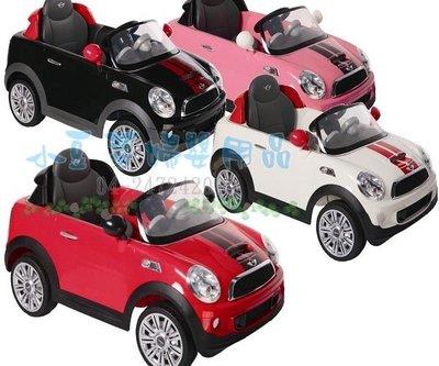 MINI COOPER 電動車 §小豆芽§ MINI COOPER 兒童騎乘電動車【附搖控】【另售-雙馬達款】