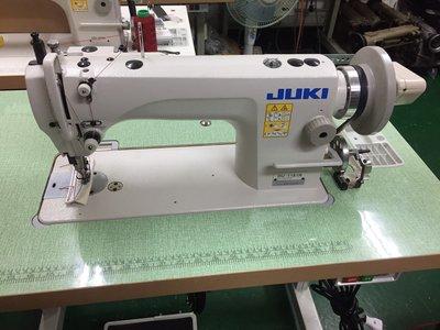 全新 JUKI DU-1181N 工業用 縫紉機 厚料 DY 同步車 平車 針車 ISM 普通馬達 配贈 LED燈 車燈