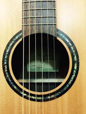 ☆金石樂器☆ AYERS ST1 -CE 頂級 限量 手工 木吉他 音色 做工 保證細緻 臺灣品牌 臺灣的驕傲