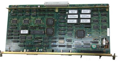 FUJI F7706087(2)A MAIN CPU CARD 07120470000 VT2-HMCPU板 201