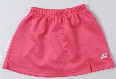 全新 YONEX  網球 羽球 褲裙 裙褲,吸溼排汗快乾材質 尺寸M ~ 3XL 型號 1689