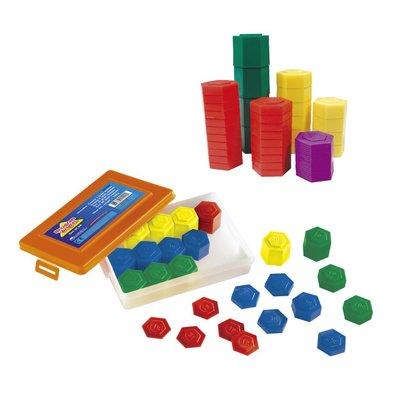 【晴晴百寶盒】美國進口 重量砝碼 LearningResources尋寶遊戲教具益智遊戲環保無毒玩具遊戲W480