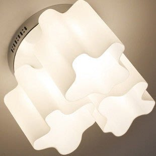 凱西美屋 義大利設計 Logico三雲朵吸頂燈 (嚴選 複刻版)