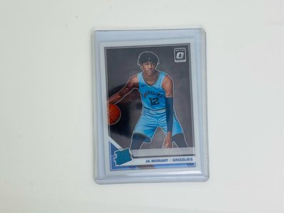 2019-20 Ja Morant 木蘭 Optic Rated Rookie RC Card!新人RC卡!非 Doncic Zion prizm 🔥🔥