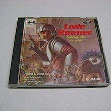 PC ENGINE HU CARD Lode Runner Last Labyrinth