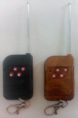 【溪州遙控賣場】433MHz學習型遙控器PT62拷貝式遙控器 鐵捲門遙控器